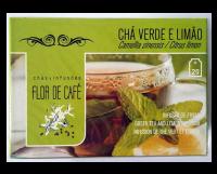 Chá Verde e Limão 20 saquetas